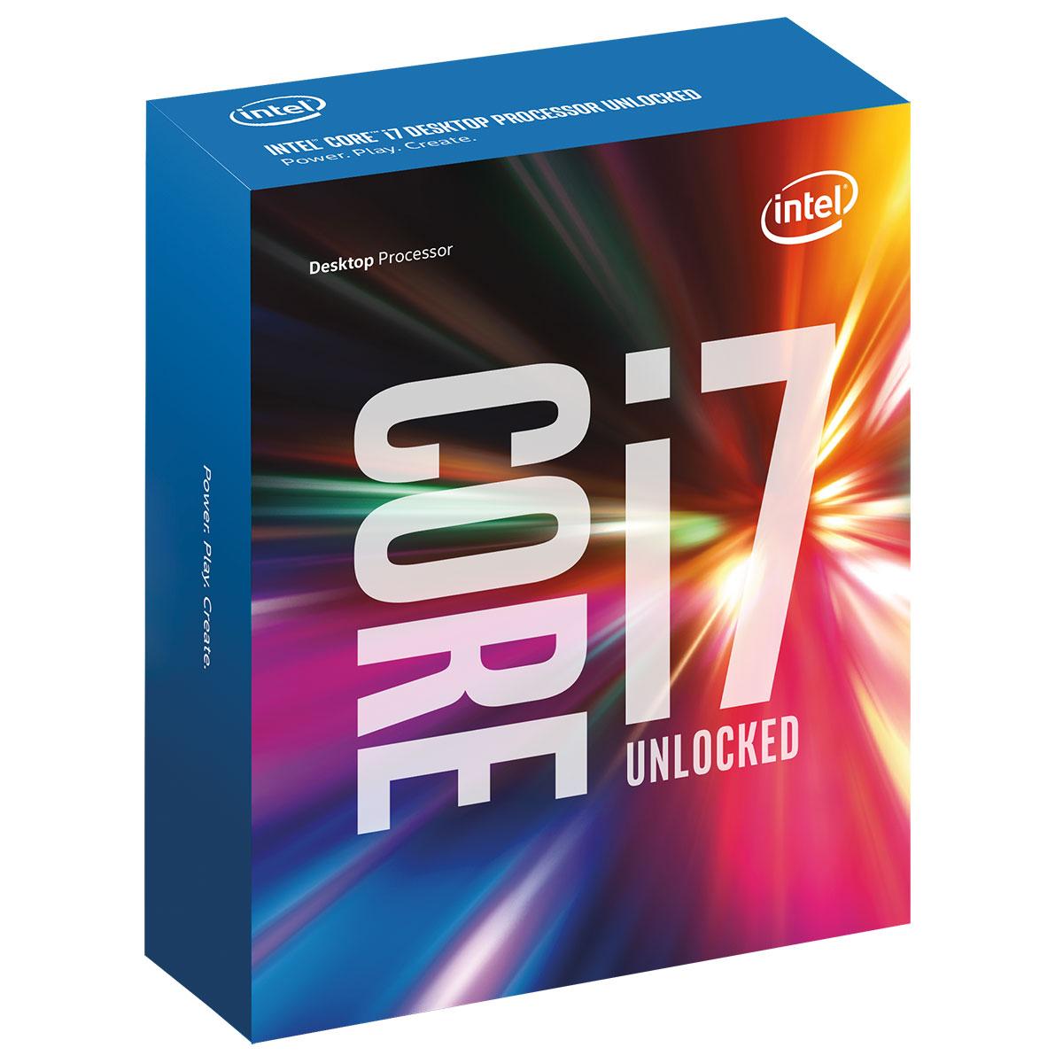 Test vidéo intel core i7 6700k ! (en anglais)