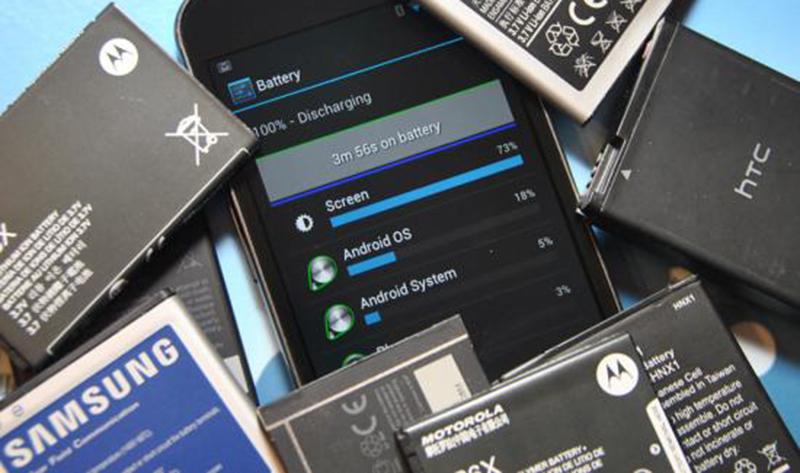 Un prototype de batterie pour une meilleure autonomie des smartphones