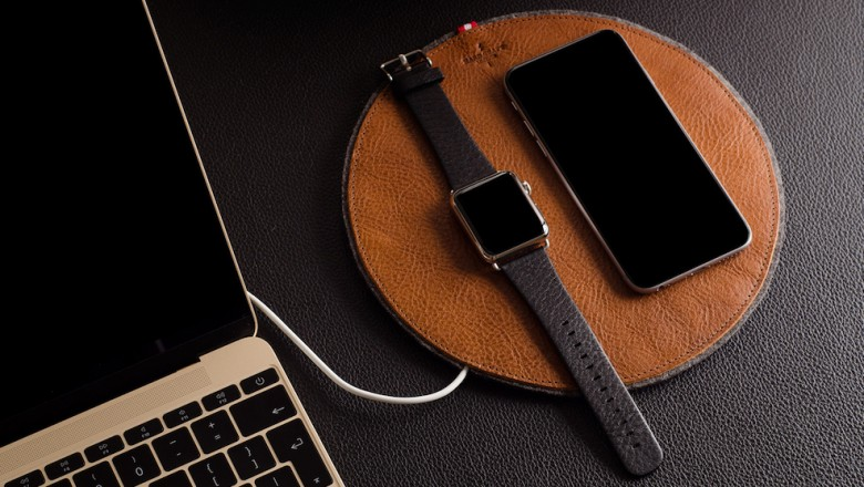 Hard Graft : une autre manière de recharger l'Apple Watch