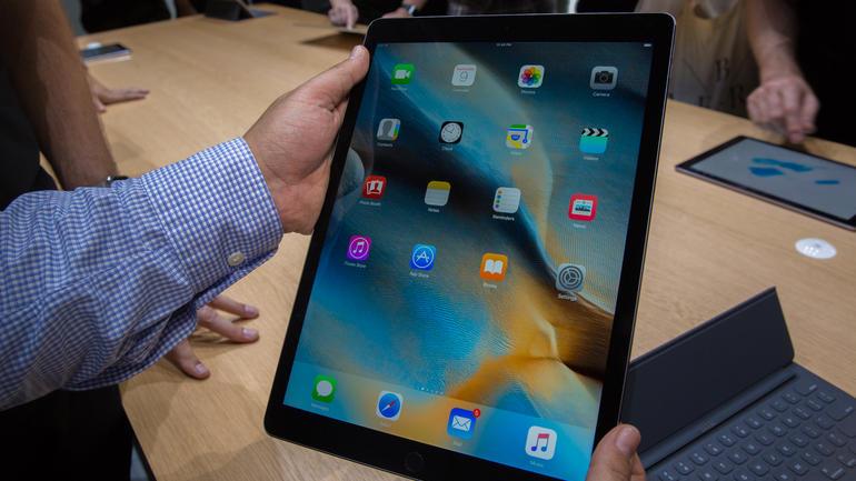 L'iPad Pro pour les amoureux du business ?