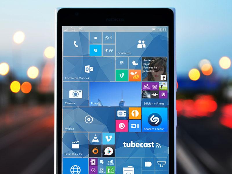 Windows 10 Mobile arrivera-t-il un jour à battre Androïd ?