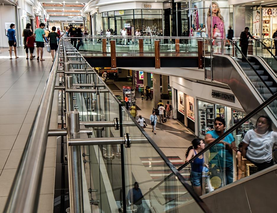 Les centres commerciaux, un lieu de divertissement