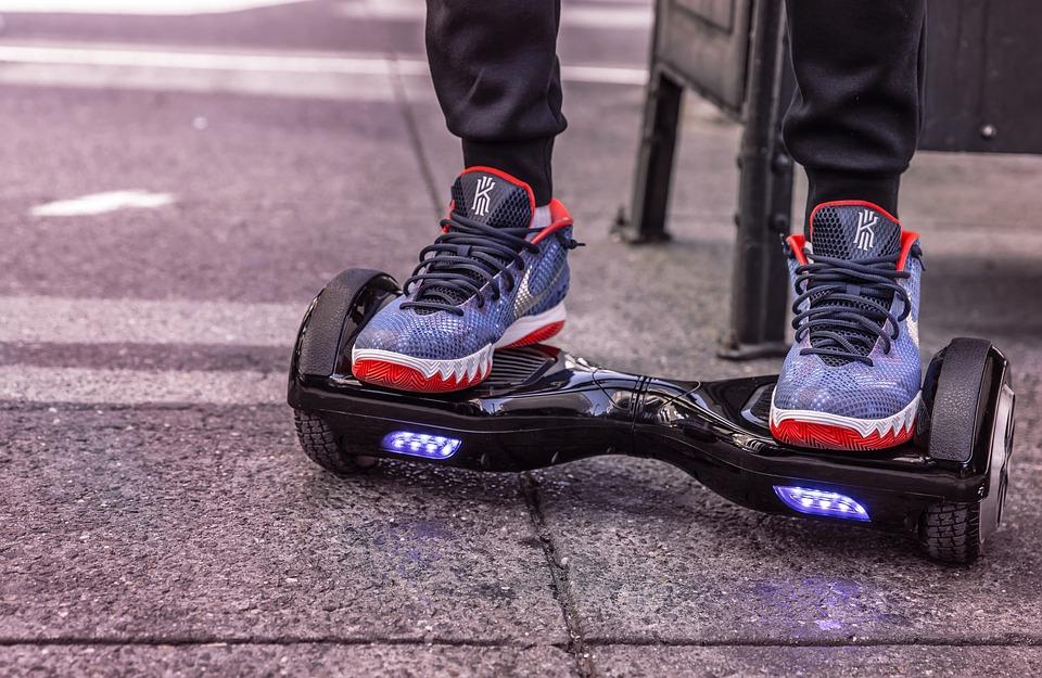Le skate électrique, un moyen de transport à la mode
